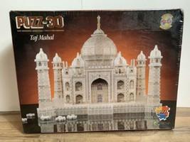 Taj Mahal  Puzz 3D  Wrebbit  3D Puzzle  Brand NEW 1077 Pieces - $39.59