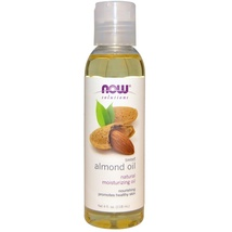 Now Foods Solutions Sweet Almond Oil 4 fl oz 118 ml Aromatherapy Essenti... - $8.00