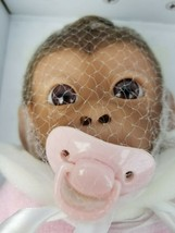 "Ashton-Drake Galleries NIB ""Coco"" RealTouch Newborn Baby Monkey Doll - $158.35"