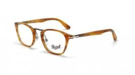 Authentic Persol Eyeglasses PO3109V 960 Tortoise Frames 47MM Rx-ABLE - $80.18