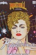 Rock 'N' Roll Comics #17: Madonna [Comic] Todd Loren and Greg Fox - $5.79