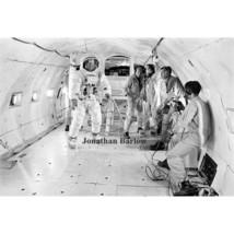 Set of (4) NASA Apollo 11 Moon Landing Photos Aldrin Armstrong Collins P... - $23.22