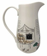 Kate Spade To Market 62-Ounce Pitcher - $49.99