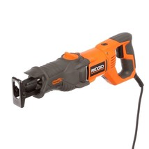 Power Hand Tool Ten AMP Corded Faster Cutting Compact Orbital Reciprocat... - $94.09