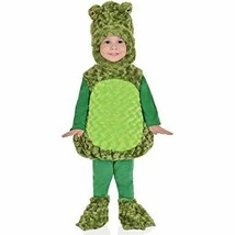 Underwraps Belly Babies Big Mouth Frog Kid's Halloween Costume Asst Sizes 25805 - $19.99