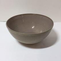"Soup Cereal Bowl Mikasa Potter's Art Cafe Latte Stoneware Brown 6"" - $17.41"