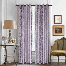 Window Treatment Curtain Panel Semi Blackout Drapes DMC718 Dolce Mela La... - $75.97