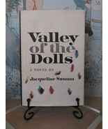 Vintage Valley Of The Dolls 1st Edition Book Club Unread 1966 Jacqueline... - $40.00