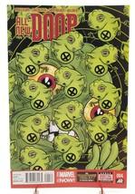 All New Doop #4 Marvel Comics September 2014 Volume 1 First Print - £3.20 GBP