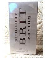Burberry Brit Rhythm For Her Body Lotion - 5 oz. - Sealed Box - $15.79