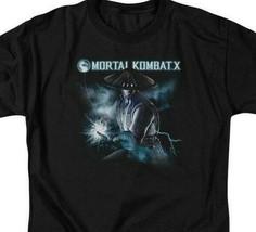 Mortal Combat X Fighting video game adult graphic t-shirt WBM466 image 2