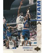 1994-95 Upper Deck #23 Shaquille O'Neal AN - $0.50