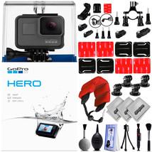 GoPro Hero 2018 Digital Camera w/ 30PC Sports Action Bundle - $250.59