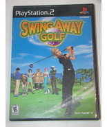 Playstation 2 - SWING AWAY GOLF (Complete with Manual) - $15.00