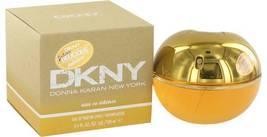 Donna Karan Golden Delicious Eau So Intense Perfume 3.4 Oz Eau De Parfum Spray   image 5