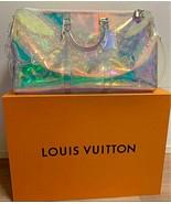 Louis Vuitton Keepall 50 Virgil Abloh Prism 19SS Boston Bag M53271 00552 - $3,346.20