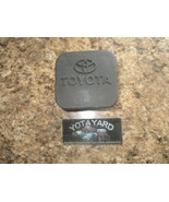 "Genuine Toyota 2"" Tow Hitch Rubber Cover Plug OEM YOTA YARD - $12.87"