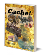 CACHE! True Stories of Buried Treasure and Hidden Wealth ~Lost & Buried ... - $19.95
