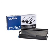 Inksters Compatible Fax Roll Replacement for Brother PC-201C Thermal Cartridge
