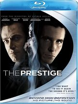 The Prestige [Blu-ray] (2007)