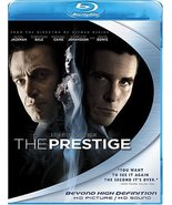 The Prestige [Blu-ray] (2007) - $2.95