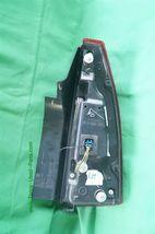 08-13 Cadillac CTS 4 door Sedan LED Rear Tail Light Lamp Driver Left Side - LH image 6