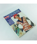 McCalls Needlework & Crafts Spring Summer 1976 Vintage Craft Book or Mag... - $19.99