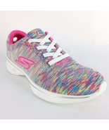 Skechers, 14178/MULT Multi, Performance Women's Go Walk 4 Lace-Up Walkin... - $69.25