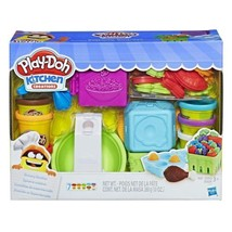 Hasbro E1936 Play-Doh Kitchen Creations Grocery Goodies  - $28.05