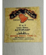 Bell brand AutoHarp Strings G or 5 lower octave 1, 2, 2 3/4 (a12-7) - $14.85