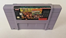 Donkey Kong Country 2: Diddys Kong Quest (Super Nintendo, 1995) TESTED S... - $24.74
