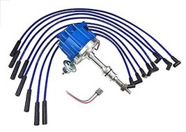 A-Team Performance HEI Complete Distributor 65K Coil Compatible with BBF Big Blo