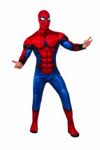 Rubies Spider-Man Far From Home Movie Deluxe Adult Halloween Costume 700619 - £32.21 GBP