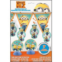 Despicable Me 2 Minions Party Table Decorating ... - $6.49