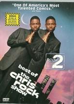 Best Of The Chris Rock Show Vol. 2 DVD - $2.99