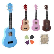 21 inch Hawaii 4 String Guitar Ukelele - $33.32