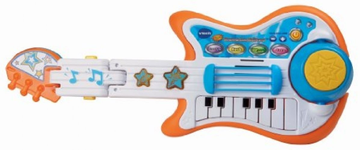 VTech Strum And Jam Kidi Musical Guitar Band .HN#GG_634T6344 G134548TY10508