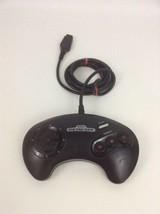 Sega Genesis Controller 3 Button Model 1650 Original Official Replacemen... - $22.23
