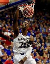 Joel Embiid Signed Photo 8X10 Rp Autographed Kansas Jayhawks - $19.99