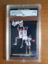 SHAQUILLE O'NEAL 1992 UPPER DECK UD #1B ROOKIE TRADE CARD MINT 9 Graded - $11.88