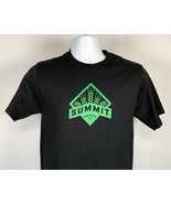 Summit Brewing Co Beer is My Life T Shirt Mens Small St Paul Minnesota 5... - $21.73