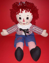 """Raggedy Andy 16"""" (16 Inch) Classic Doll Excellent!  - $7.67"""