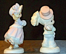 1995/2002 Precious Figurines Moments AA-191842 Vintage Collectible image 2