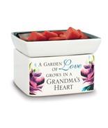 Grandma Electric 2 in 1 Jar Candle, Wax and Oil Warmer - $34.99