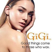 GiGi Sensitive Tweezeless Microwave Facial Hair Removal Wax, 1 oz x 2 pack image 6