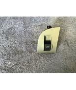 RH Rear Window Switch & Trim 98-04 Audi A6 S6 C5  Tan  Trim Genuine Part - $19.80