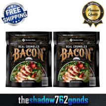 Member's Mark Real Crumbled Bacon Bits Naturally Hardwood Smoked 20 oz 2... - $30.29