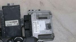 08 Mini Cooper R55 ECU ECM DME CAS3 Computer Ignition Switch Fob Tach SET - 6spd image 4