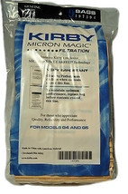 Kirby Microns Magique Disp. Sac Papier Aspirateur, 9 Pk , K-197394 - $17.95