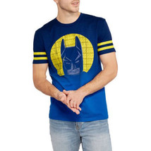 Lego Batman Movie DC Comics Mens 2xl Blue Short Sleeve Graphic T Shirt New NWT - $14.95